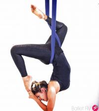 Aprenda figuras acrobáticas